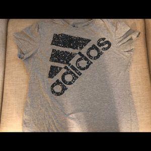 Adidas t-shirt, women's size L